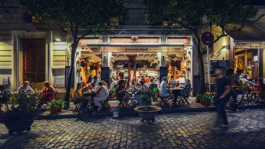 Séville: ville festive, ville gourmande