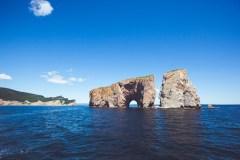 Trois incontournables de la Gaspésie