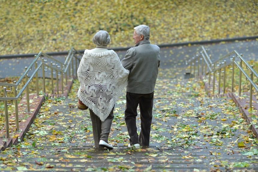 Un parcours pour encourager la marche chez les aînés
