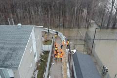Prévenir les inondations : le travail d'équipe à l'honneur