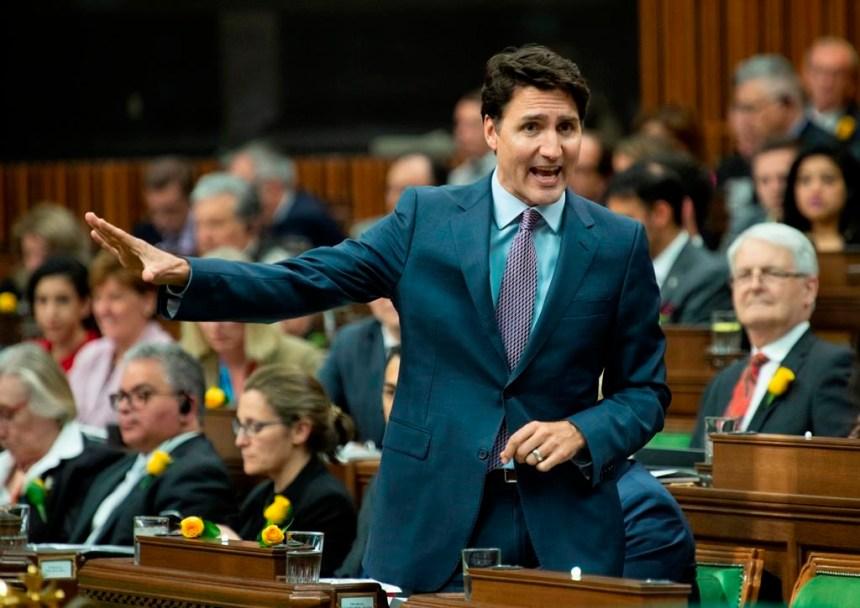 Taxe Netflix: le Canada y travaille, promet Justin Trudeau