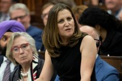 ACEUM: Freeland croit que le Canada pourra ratifier rapidement l'accord