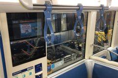 La STM veut des sangles pour mieux s'accrocher dans ses trains AZUR