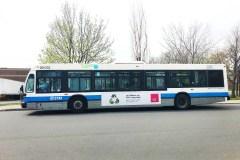 Augmentation de la fréquence de l'autobus 26