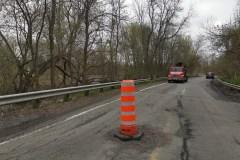 Boulevard Gouin Est: la fermeture se poursuivra