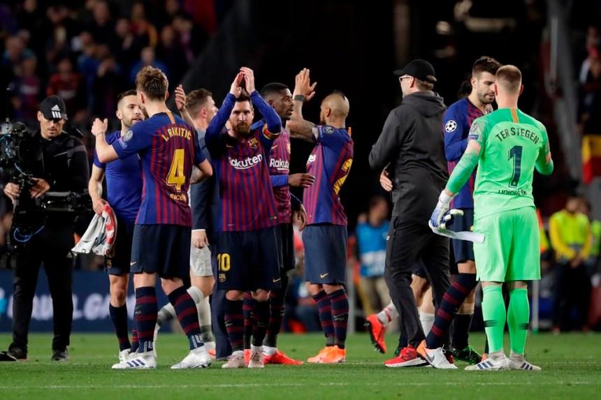 Messi atteint 600 buts avec Barcelone dans un gain contre Liverpool