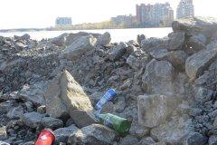 Des citoyens inquiets des travaux d'Hydro-Québec