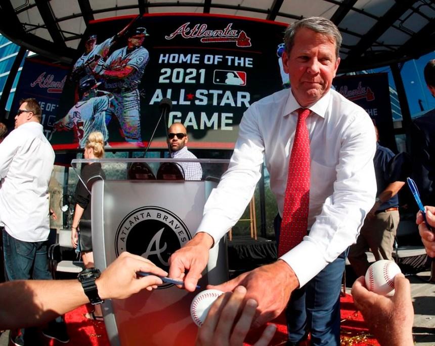 Baseball majeur: le match des étoiles de 2021 aura lieu à Atlanta