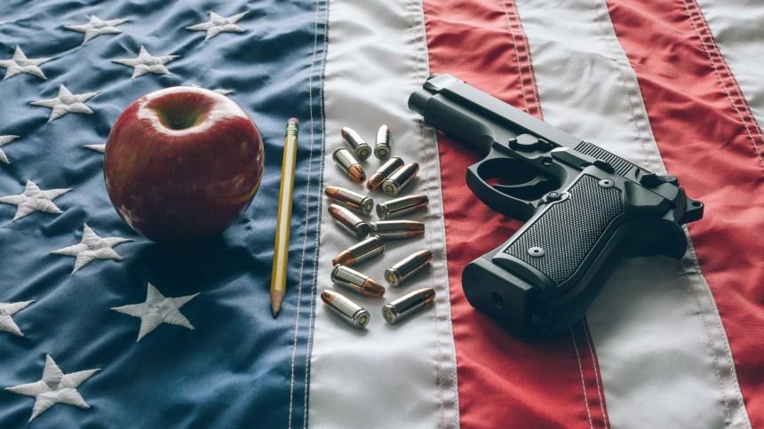 Les profs de Floride vont pouvoir être armés en classe