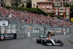Hamilton remporte le Grand Prix de Monaco, Stroll termine en 16e position
