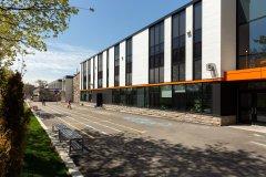 L'école Saint-Benoit agrandie