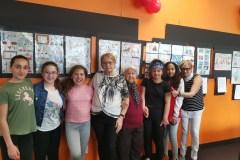 De jeunes élèves de Rivière-des-Prairies font vivre les récits d'aînés en BD
