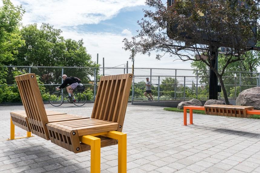 Repenser des parcs plus écoresponsables