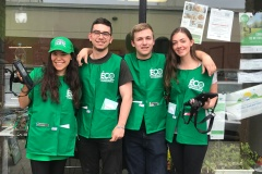 Une patrouille verte pour promouvoir le compostage dans RDP-PAT