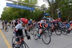 Retour des Mardis cyclistes au parc LaSalle de l'arrondissement de Lachine