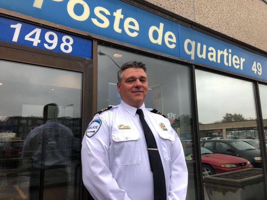 Criminalité: un bilan positif pour PAT et Montréal-Est, malgré certaines hausses