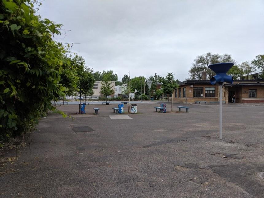 Renouveau à l'école Martin-Bélanger de Lachine