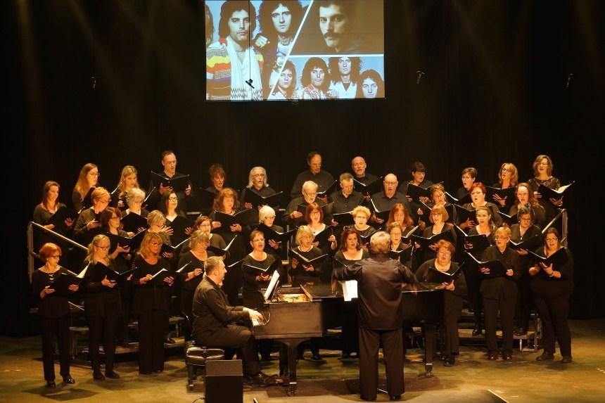 Fin de saison musicale pour le Chœur Ambiance de Lachine