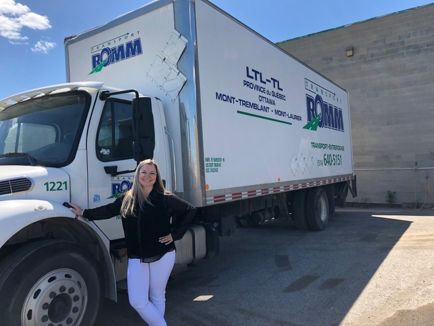 Transport Romm : une petite entreprise qui voit grand