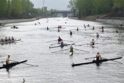 Défi en essor sur la canal de Lachine