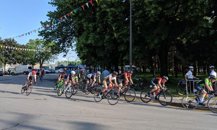 Quatrième étape des Mardis cyclistes à Lachine