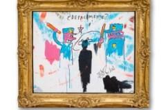 New York: une exposition sur Basquiat et les violences policières