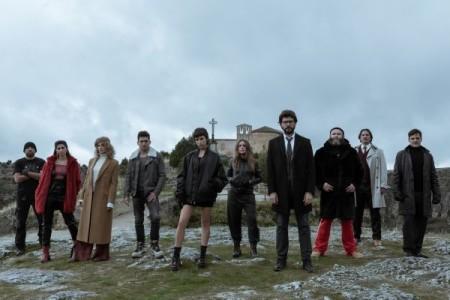 Netflix dévoile la bande-annonce de la prochaine saison de La Casa de Papel