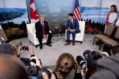 Justin Trudeau à la Maison-Blanche jeudi pour parler de la Chine et de l'ACEUM