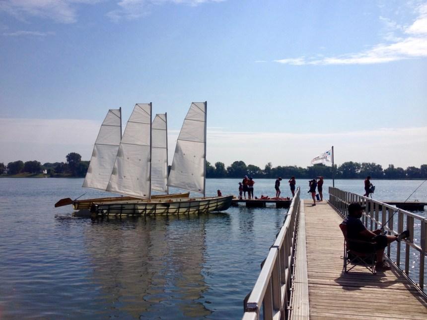 Initiation à la navigation : première édition du Festival voile-aviron