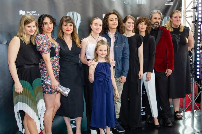 Le tapis rouge du Gala Québec Cinéma