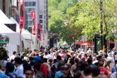 Valérie plante souhaite un retour des festivals à Montréal cet été