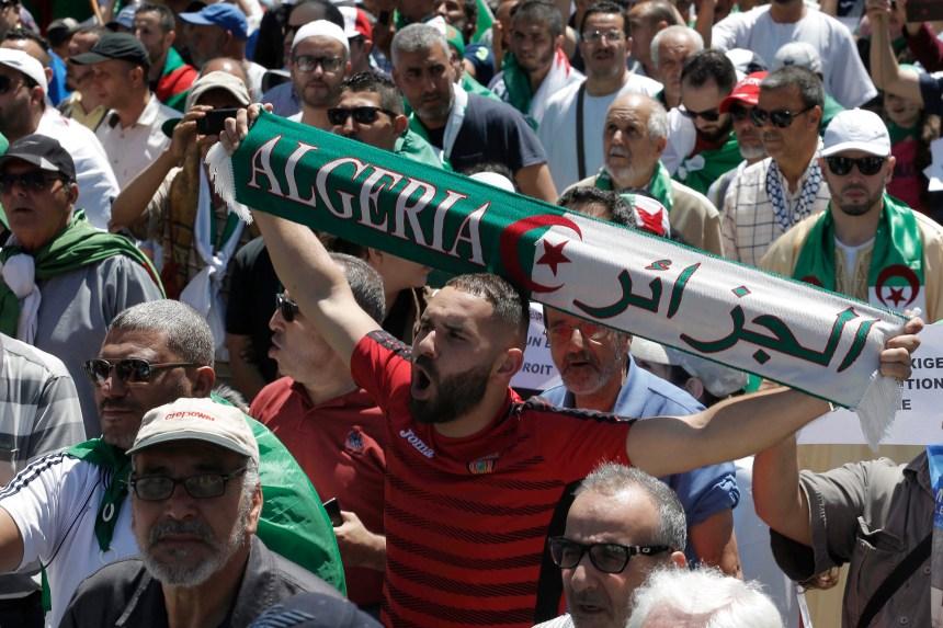 L'élection présidentielle du 4 juillet annulée en Algérie