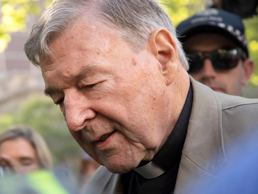 Australie: la condamnation du cardinal Pell est «incontestable»