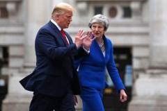 Fuites diplomatiques: la relation Londres-Washington à l'épreuve