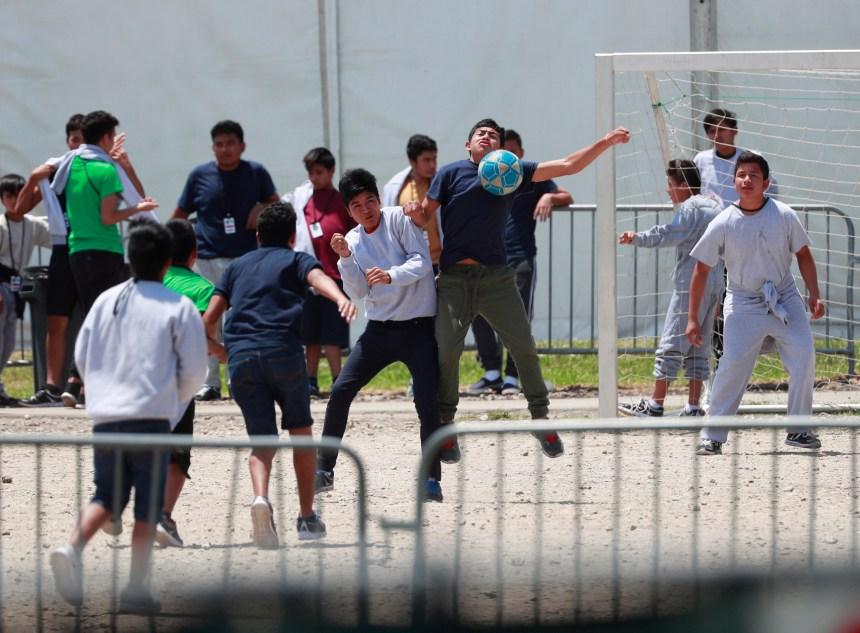États-Unis: les centres pour enfants migrants frappés par les coupes budgétaires
