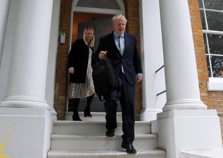 Succession de Theresa May: Boris Johnson mène la course après un tour