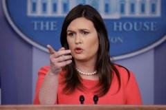 États-Unis: départ de la porte-parole de la Maison-Blanche Sarah Sanders