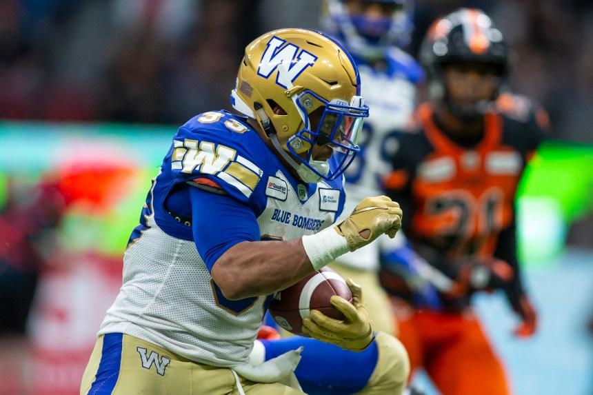 Les Blue Bombers l'emportent 33-23 contre les Lions à Vancouver
