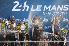 Fernando Alonso aide Toyota à remporter les 24 Heures du Mans