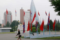 Le président chinois Xi Jinping accueilli chaleureusement en Corée du Nord