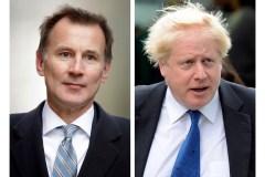 Boris Johnson affrontera Jeremy Hunt au dernier tour de la succession à la première ministre