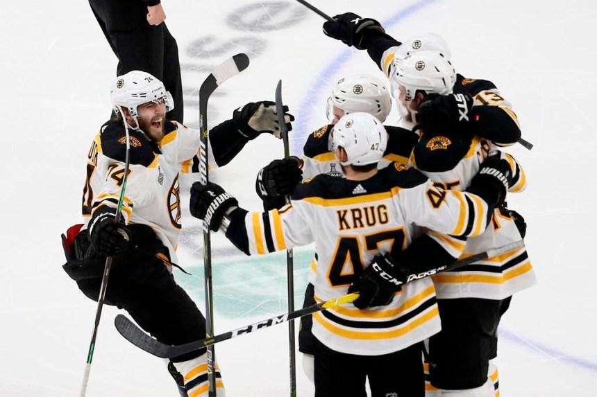 Les Bruins forcent la tenue d'un septième match grâce à un gain de 5-1