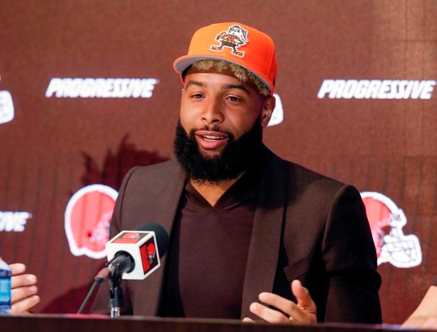 NFL: Odell Beckham se rapporte au minicamp des Browns de Cleveland