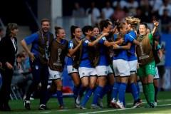 L'Italie bat la Chine 2-0 et passe en quart de finale à la Coupe du monde