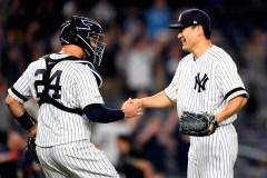 Un match complet et 10 retrait sur des prises pour Tanaka, des Yankees