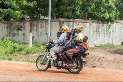 «Panique totale» dans le centre du Bénin sur fond de manifestations post-électorales