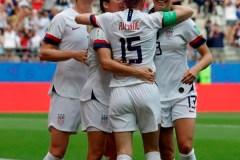 Mondial: les Américaines en quarts de finale, contre les Françaises