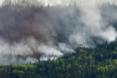Alberta: autres possibles évacuations à High Level à cause des feux de forêt