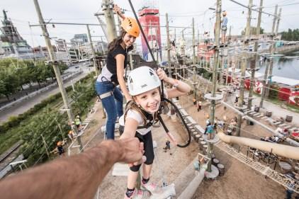 Six activités pour s'amuser avec les enfants cet été à Montréal
