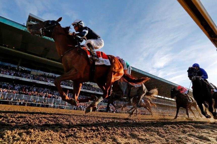 Le poulain Sir Winston remporte la 151e représentation du Belmont Stakes
